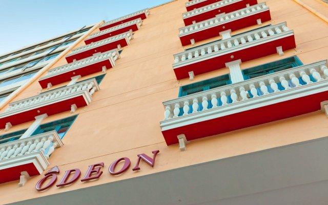 Отель Athens Odeon Hotel Греция, Афины - 2 отзыва об отеле, цены и фото номеров - забронировать отель Athens Odeon Hotel онлайн вид на фасад