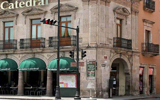 Hotel Mision Catedral Morelia