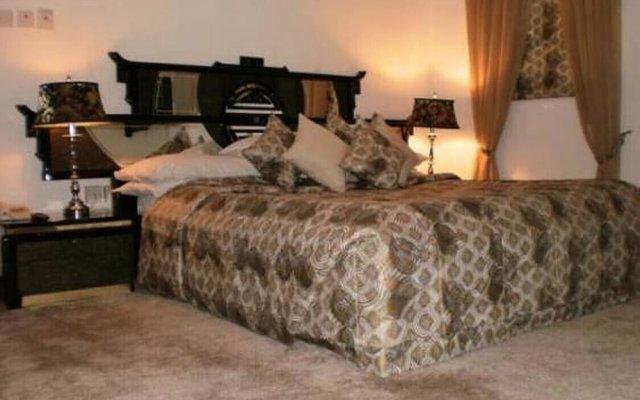 Отель The Mirage Calabar Калабар комната для гостей