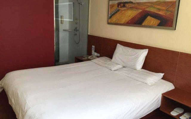 Hanting Hotel Shenzhen Wanxiang City Шэньчжэнь комната для гостей