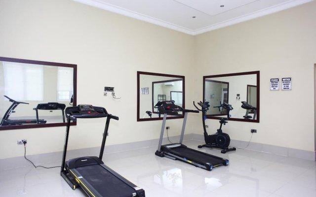 Global Dreams Hotel Калабар фитнесс-зал