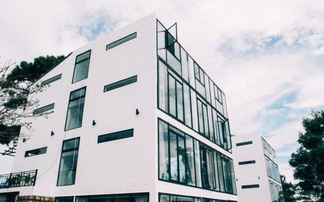 Отель The Kupid Hill Homestay Далат вид на фасад