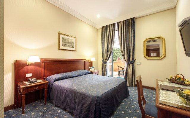 Отель Artorius Италия, Рим - 1 отзыв об отеле, цены и фото номеров - забронировать отель Artorius онлайн комната для гостей
