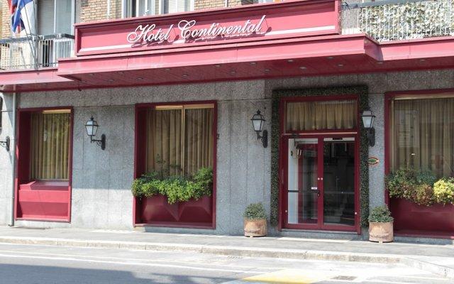Отель Continental Италия, Турин - 2 отзыва об отеле, цены и фото номеров - забронировать отель Continental онлайн вид на фасад