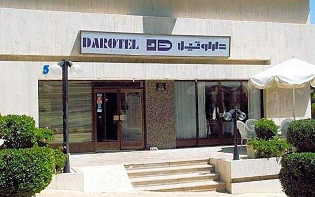 Отель Darotel Иордания, Амман - отзывы, цены и фото номеров - забронировать отель Darotel онлайн вид на фасад