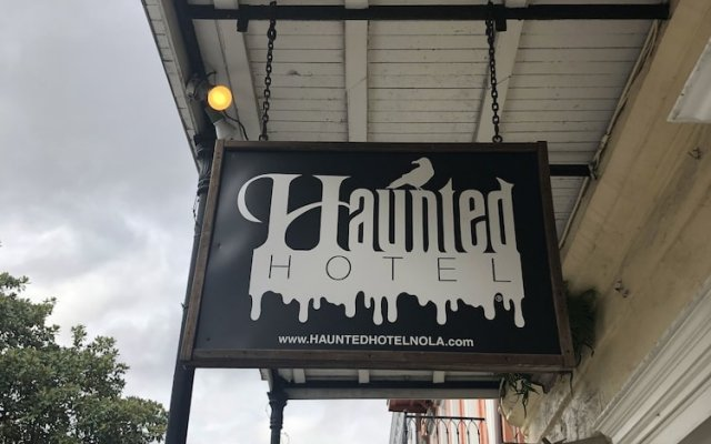 Haunted Hotel New Orleans 2