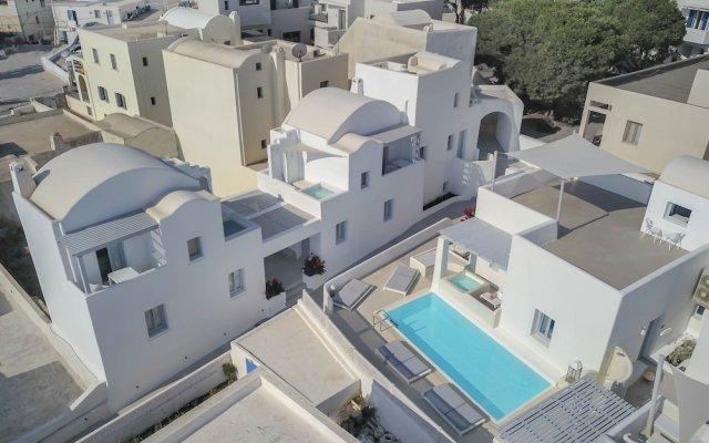 Отель Palmariva Villas Греция, Остров Санторини - отзывы, цены и фото номеров - забронировать отель Palmariva Villas онлайн вид на фасад