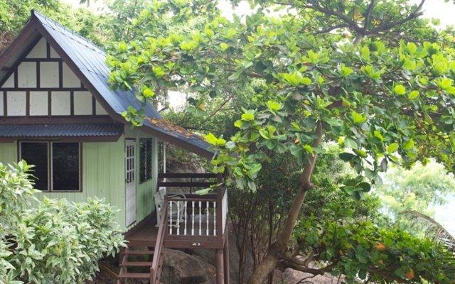 Отель Nangyuan Island Dive Resort Таиланд, о. Нангьян - отзывы, цены и фото номеров - забронировать отель Nangyuan Island Dive Resort онлайн вид на фасад
