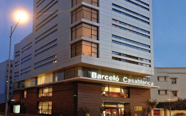 Отель Barceló Casablanca вид на фасад