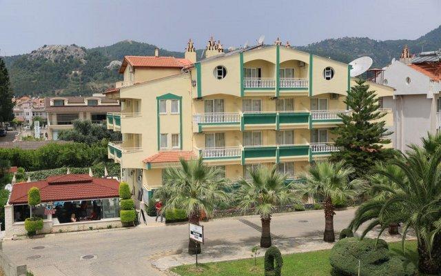 Amaris Apartments Турция, Мармарис - 2 отзыва об отеле, цены и фото номеров - забронировать отель Amaris Apartments онлайн вид на фасад