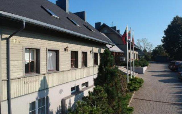 Отель ROWING Литва, Тракай - отзывы, цены и фото номеров - забронировать отель ROWING онлайн вид на фасад