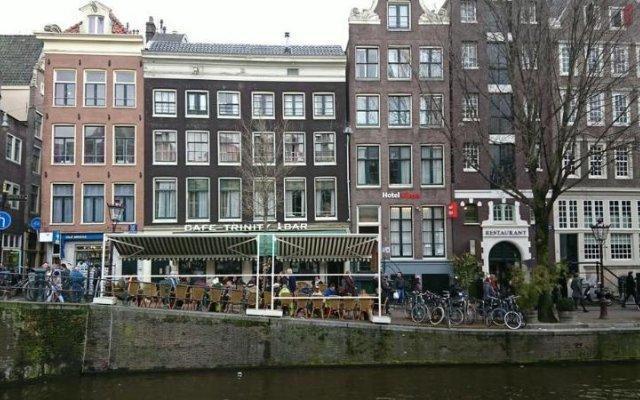 Отель Facade Hotel Amsterdam Нидерланды, Амстердам - отзывы, цены и фото номеров - забронировать отель Facade Hotel Amsterdam онлайн вид на фасад