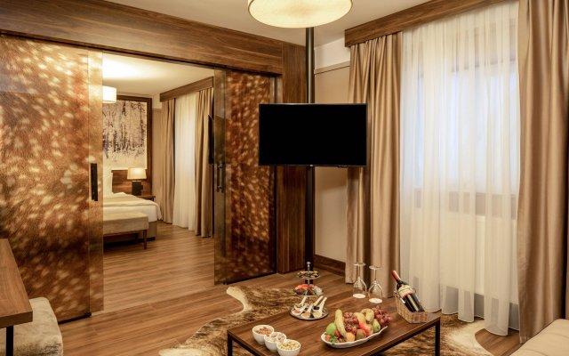 Dorukkaya Ski & Mountain Resort Турция, Болу - отзывы, цены и фото номеров - забронировать отель Dorukkaya Ski & Mountain Resort онлайн комната для гостей