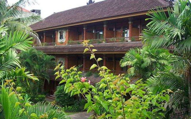Отель Matahari Bungalow вид на фасад