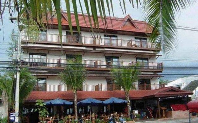 Отель Jomtien Boathouse Таиланд, Паттайя - отзывы, цены и фото номеров - забронировать отель Jomtien Boathouse онлайн вид на фасад