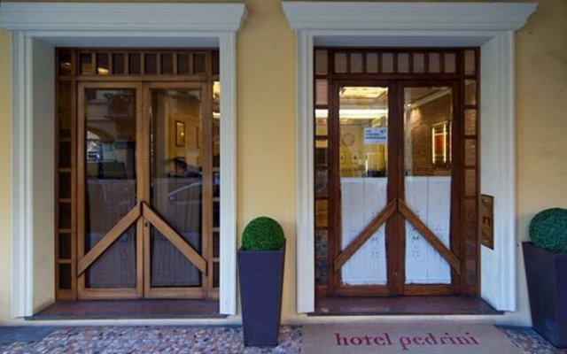 Отель Pedrini Италия, Болонья - 2 отзыва об отеле, цены и фото номеров - забронировать отель Pedrini онлайн вид на фасад