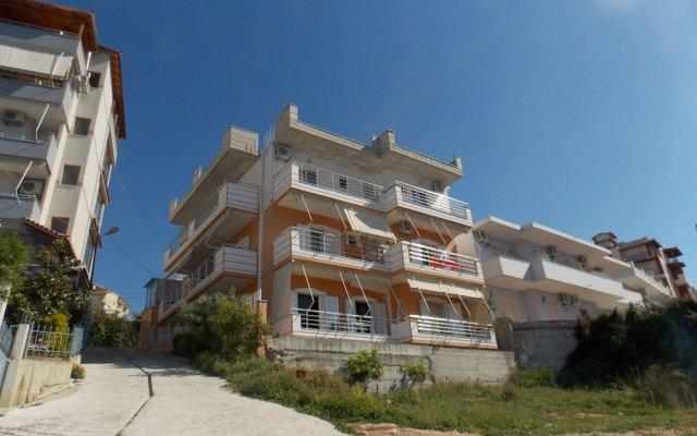 Отель Erioni Албания, Саранда - отзывы, цены и фото номеров - забронировать отель Erioni онлайн вид на фасад