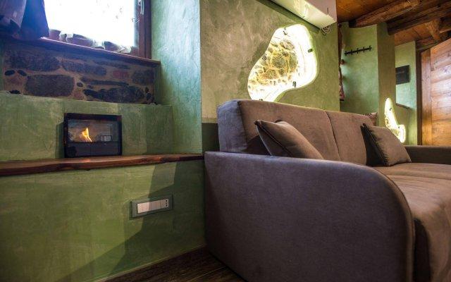 Отель Le Relais du Relax Аоста комната для гостей