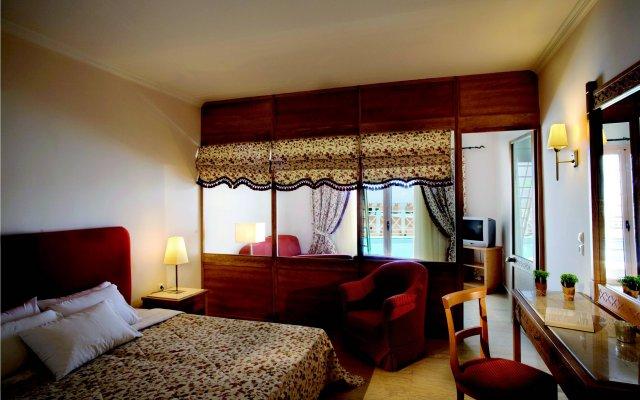 Отель Mitsis Family Village Beach Hotel Греция, Калимнос - отзывы, цены и фото номеров - забронировать отель Mitsis Family Village Beach Hotel онлайн комната для гостей
