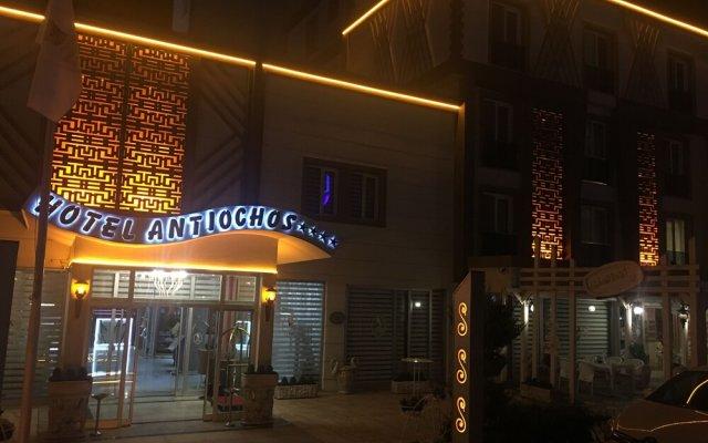 Antiochos Hotel Турция, Адыяман - отзывы, цены и фото номеров - забронировать отель Antiochos Hotel онлайн вид на фасад