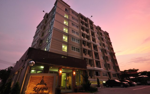 Regent Suvarnabhumi Hotel вид на фасад