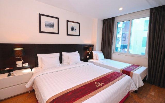 A25 Hotel 66 Tran Thai Tong Ханой комната для гостей