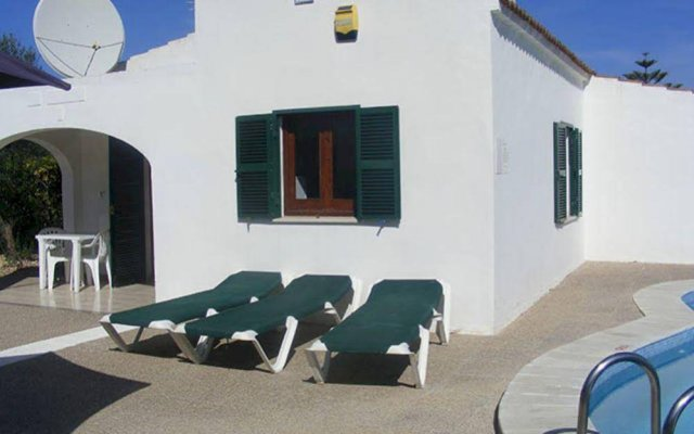 Отель Cala'n Blanes Villa 0 Pool Air Con Wifi
