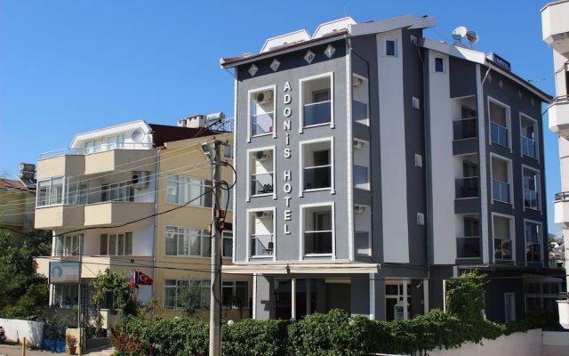 Adonis Hotel Marmaris вид на фасад