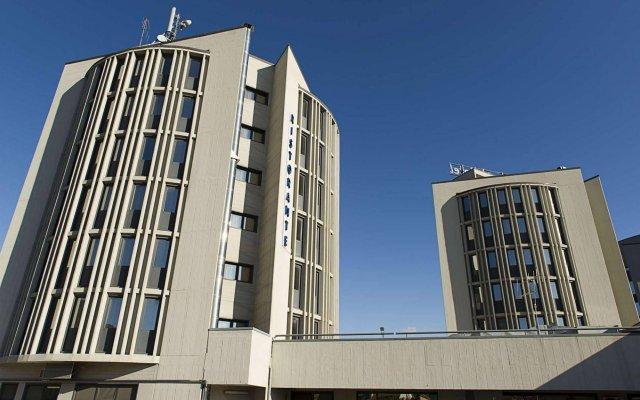 Отель Classic Tulipano Терни вид на фасад