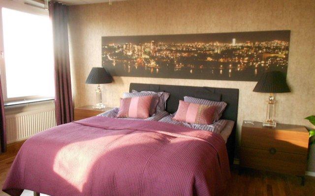 Отель Liljeholmens Stadshotell Стокгольм комната для гостей
