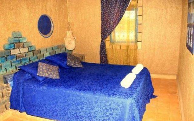 Отель La Gazelle Bleue Марокко, Мерзуга - отзывы, цены и фото номеров - забронировать отель La Gazelle Bleue онлайн вид на фасад