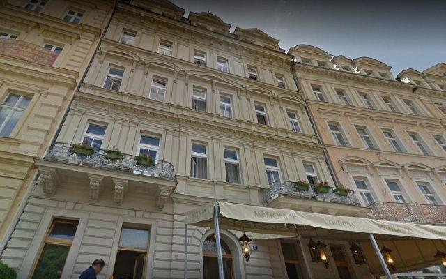 Hotel Cordoba вид на фасад