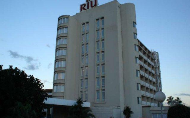 Отель Riu Nautilus - Adults only вид на фасад
