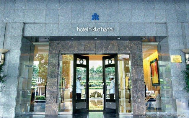 Отель Hôtel du Parc Hanoi Ханой вид на фасад
