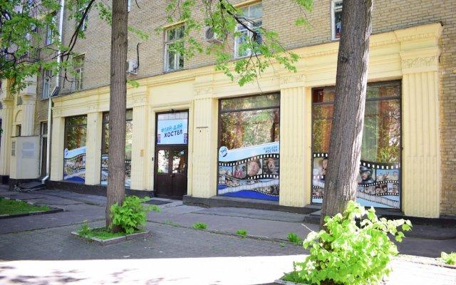 Гостиница Жилое помещение Гайдай в Москве - забронировать гостиницу Жилое помещение Гайдай, цены и фото номеров Москва вид на фасад