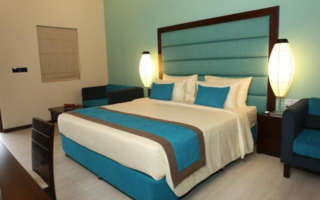 Отель Amora Lagoon Шри-Ланка, Сидува-Катунаяке - отзывы, цены и фото номеров - забронировать отель Amora Lagoon онлайн вид на фасад