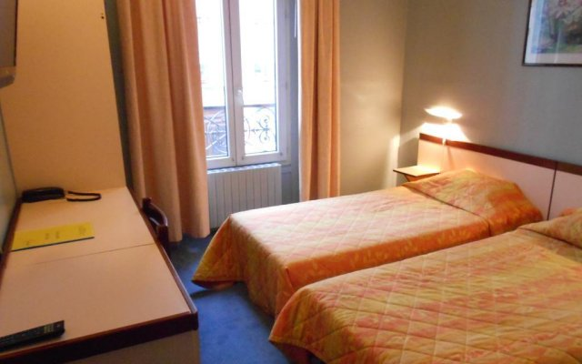 Отель ABRICOTEL Париж комната для гостей