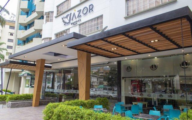 Отель Vizcaya Real Колумбия, Кали - отзывы, цены и фото номеров - забронировать отель Vizcaya Real онлайн вид на фасад