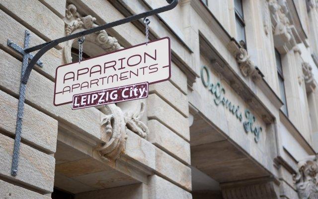 Отель Aparion Apartments Leipzig City Германия, Лейпциг - отзывы, цены и фото номеров - забронировать отель Aparion Apartments Leipzig City онлайн вид на фасад