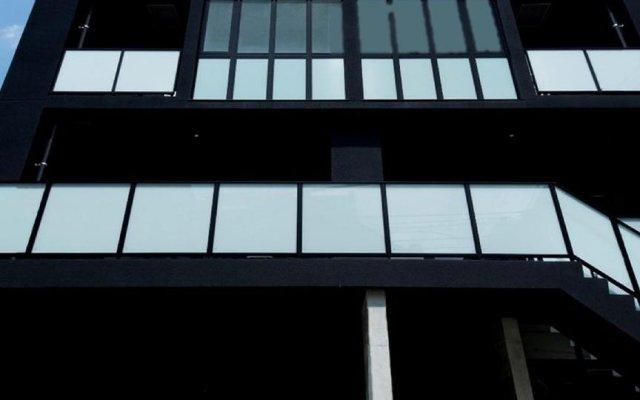 Отель OH Inn -Fukuoka Stay- Фукуока вид на фасад