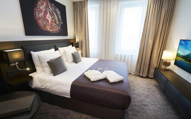 Отель Ammonite Hotel Amsterdam Нидерланды, Амстелвен - отзывы, цены и фото номеров - забронировать отель Ammonite Hotel Amsterdam онлайн вид на фасад