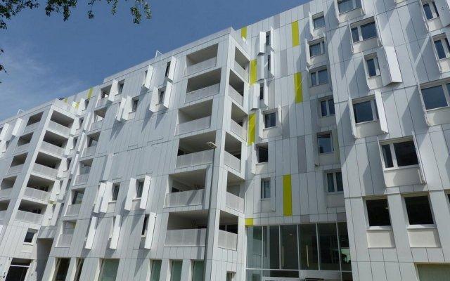 Hotel Paris Saint-Ouen вид на фасад