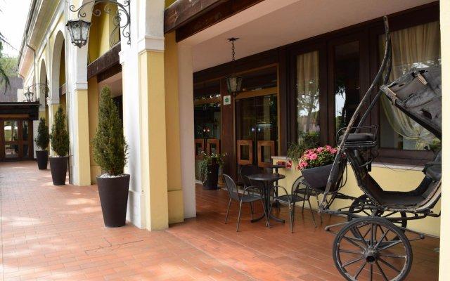 Отель El Rustego Италия, Рубано - отзывы, цены и фото номеров - забронировать отель El Rustego онлайн вид на фасад