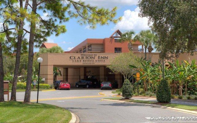 Rosen Inn Lake Buena Vista, Former Clarion Inn LBV
