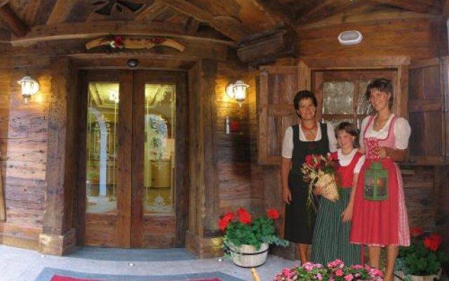 Family Hotel La Grotta вид на фасад