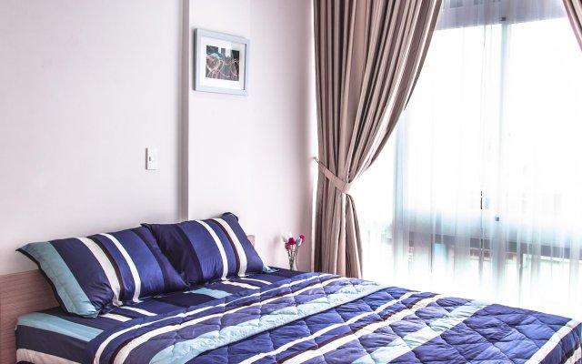 Апартаменты GK Home Serviced Apartment комната для гостей