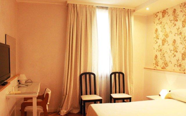 Hotel Posta 77 Сан-Джорджо-ин-Боско комната для гостей