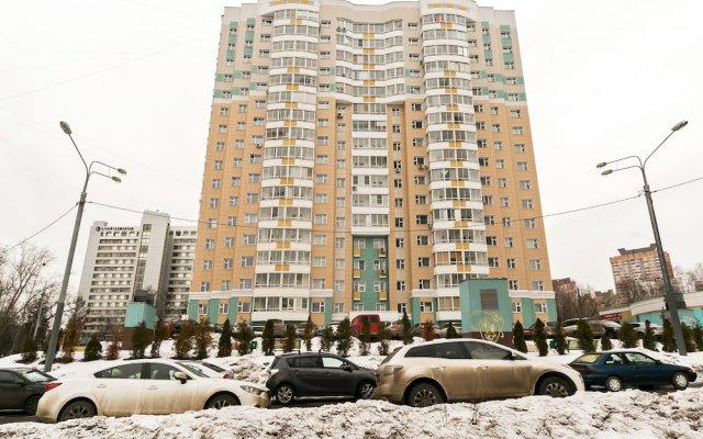 Гостиница MaxRealty24 Проспект Вернадского, 61 в Москве отзывы, цены и фото номеров - забронировать гостиницу MaxRealty24 Проспект Вернадского, 61 онлайн Москва вид на фасад