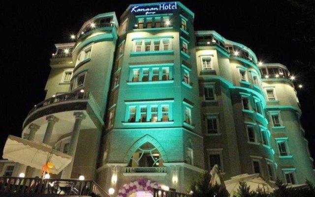 Kanaan Hotel in Baalbek, Lebanon from 128$, photos, reviews - zenhotels.com hotel front