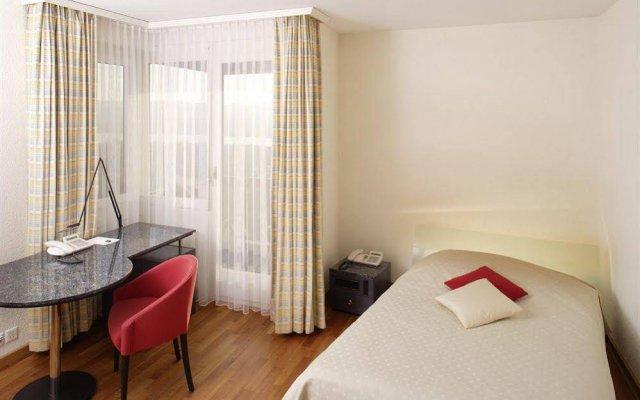 Hotel Dolder Waldhaus комната для гостей